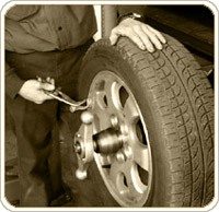 service tires