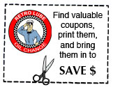 Valuable Oil Change Coupons